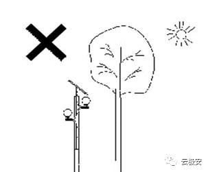 太阳能监控施工方案