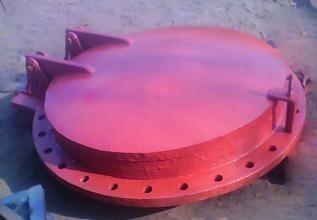 许昌钢制拍门产品特点及用途