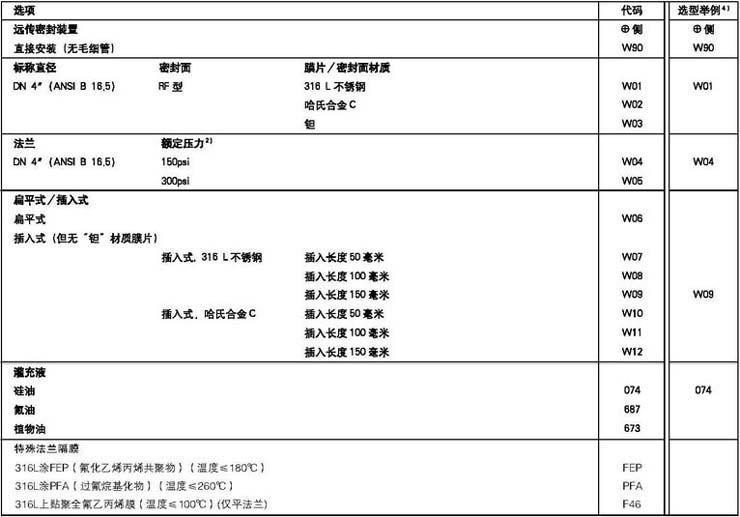 2010TD液位变送器8