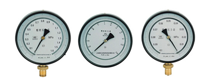 YB系列精密压力表