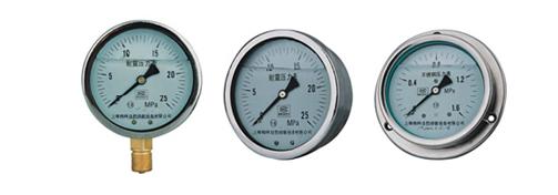 YTN-B系列耐震压力表