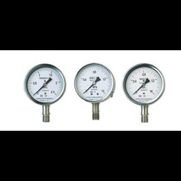YTU-100S耐硫压力表