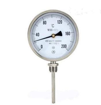 WSS-311径向双金属温度计