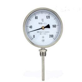 WSS-511径向双金属温度计