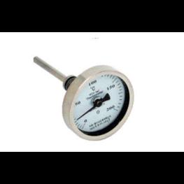 WSS-401轴向双金属温度计