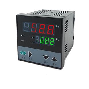 XD703智能单回路双屏显示控制仪