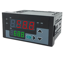 XD403智能单回路双屏显示控制仪