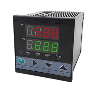 D723智能双回路数字显示控制仪