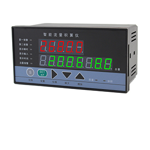 LK803系列智能流量积算控制仪