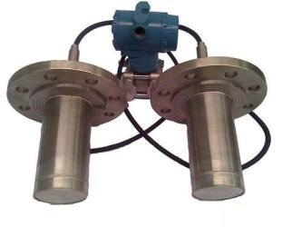 3051DP双法兰插入筒式液位远传差压变送器