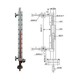 UHZ电伴热型磁翻板液位计
