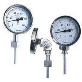 WSSJ、WSSF、WSSC、WSSZ万向型双金属温度计