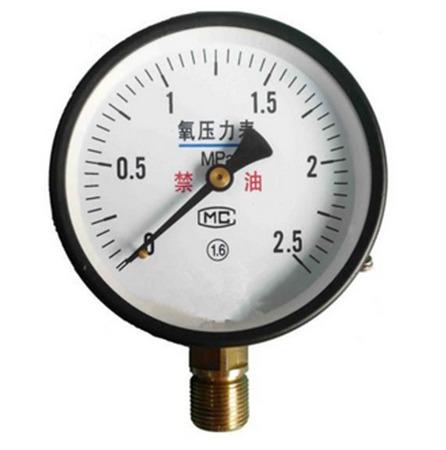 YO氧气压力表