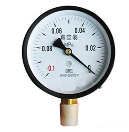 YZ型真空压力表