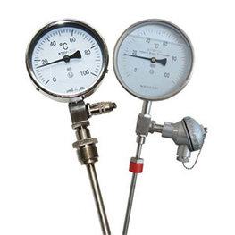 WTY系列远传双金属温度计
