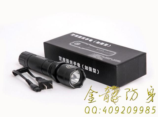 1101型带强光电筒式電擊器