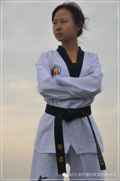 跆拳道修习者的防卫技巧与战术