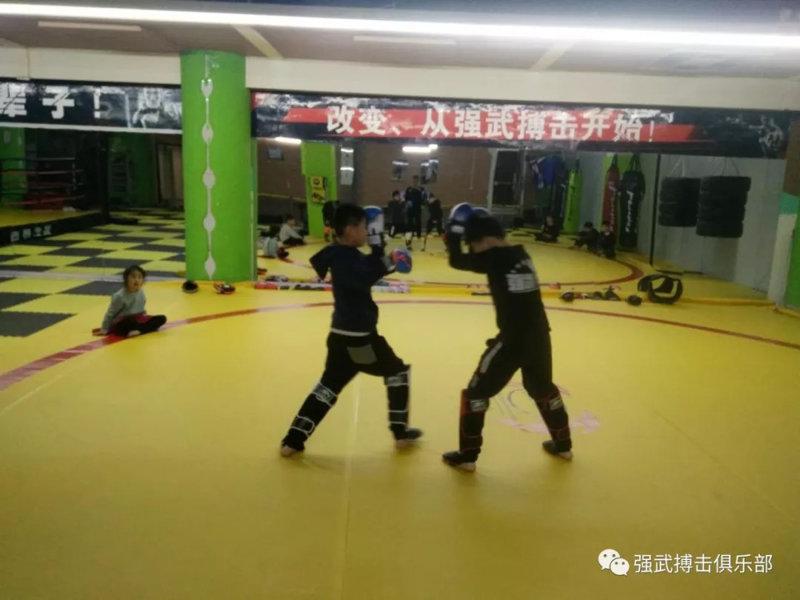 强武搏击防身自卫特训班开课啦