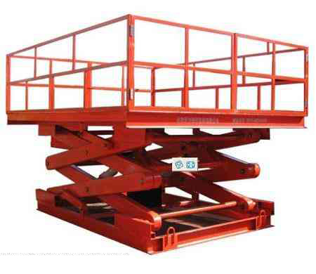 用于生産的高穩定性液壓升降機設備