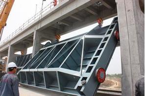 水利开发钢闸门工程案例