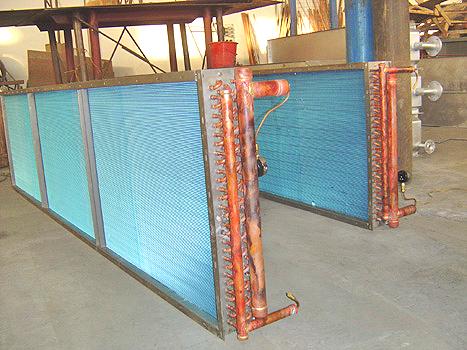 翅片管空调蒸发器的热传导表层构造设计是什么