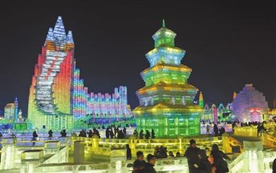 哈尔滨租车-哈尔滨旅游租车推广哈尔滨—亚布力—雪乡观冰赏雪线路
