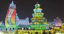 哈尔滨旅游租车推广哈尔滨—亚布力—雪乡观冰赏雪线路