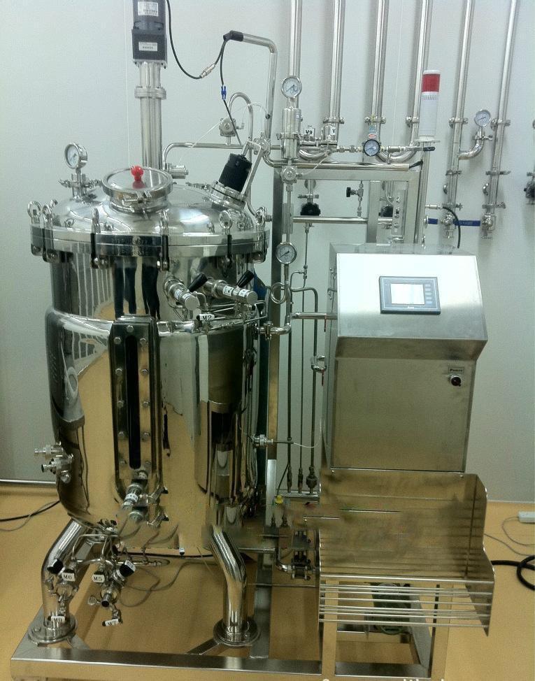 實驗室小試反應釜