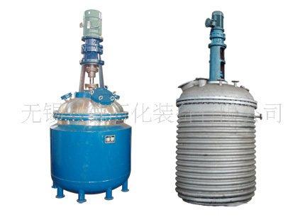 導熱油循環電加熱反應釜