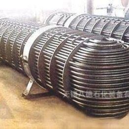 不銹鋼管束換熱器