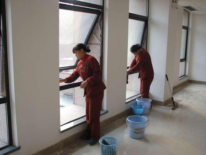 重庆家政,办公楼清洁,开荒清洁服务