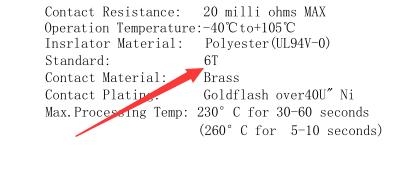 1.27mm间距双排直插型排针连接器产品详情介绍