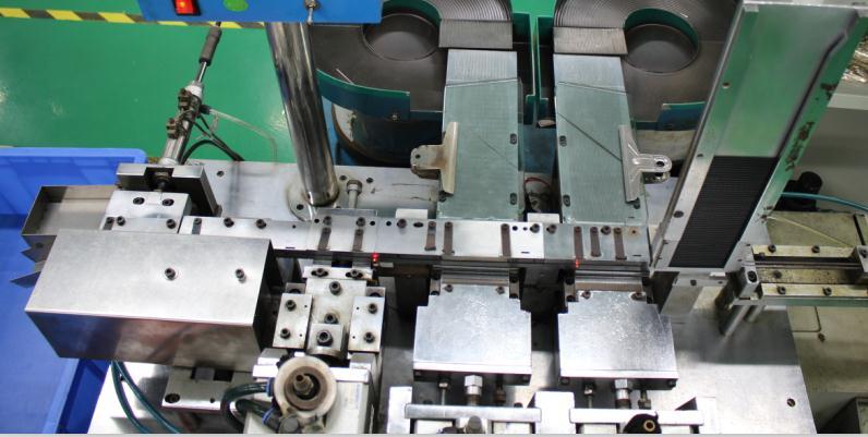 排针制作工艺流程