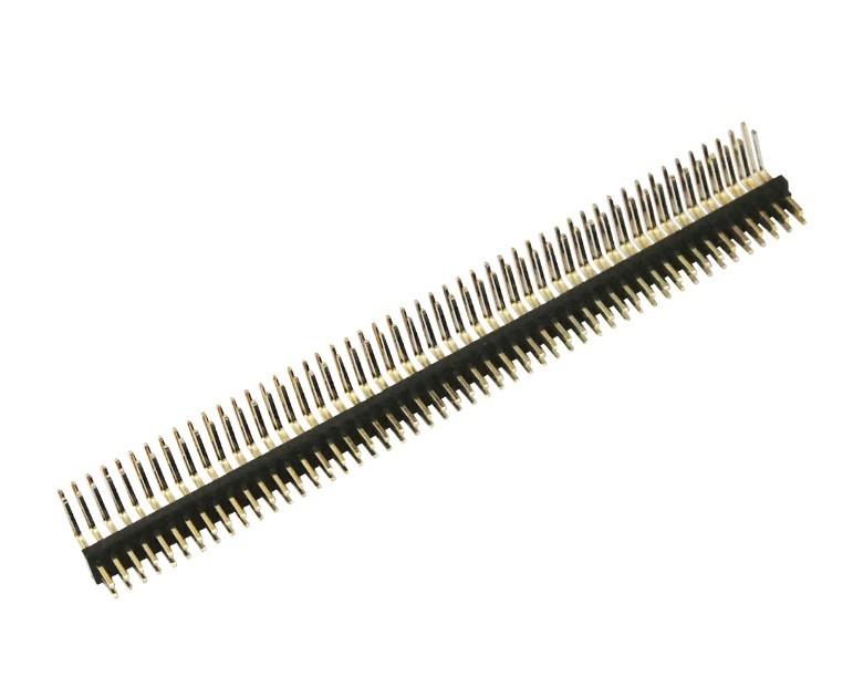 1.0mm间距排针