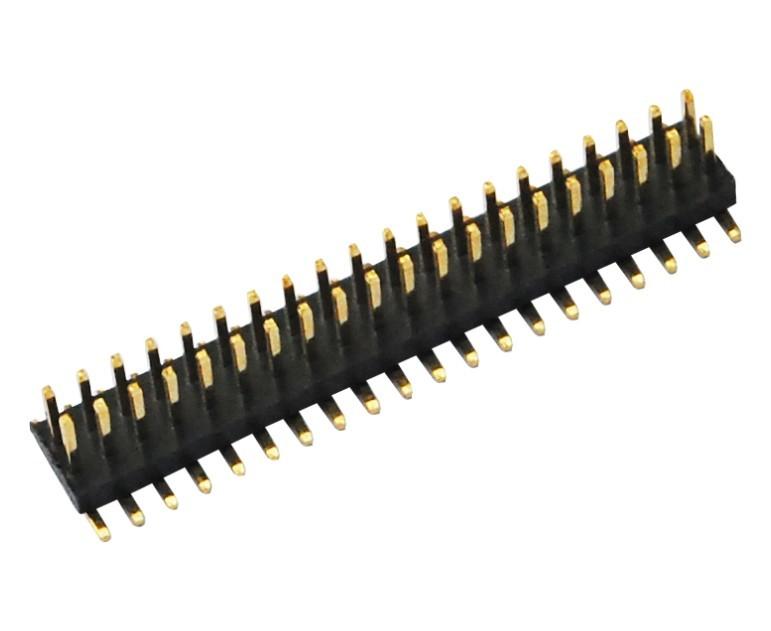 1.27mm贴片排针