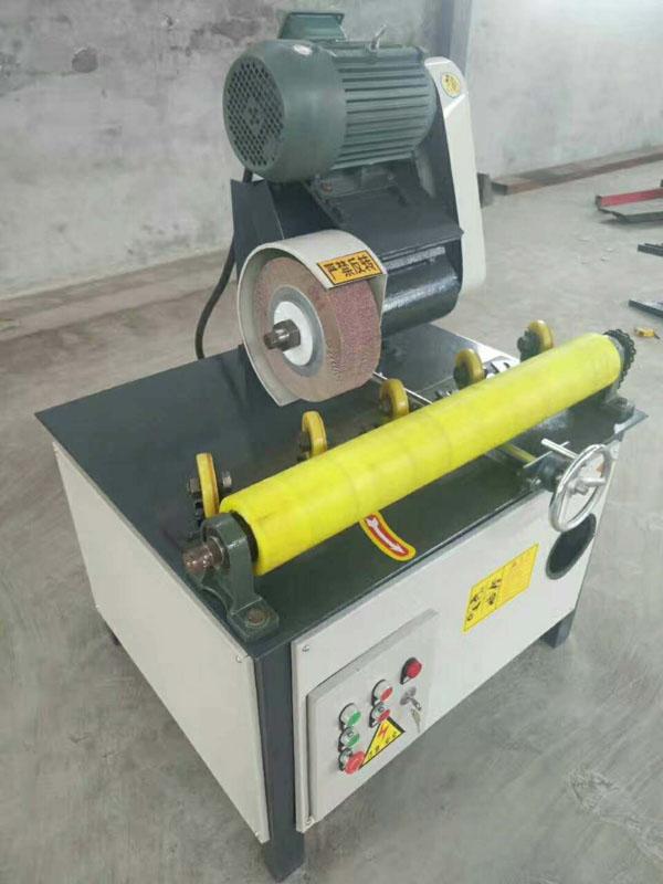 单组圆管抛光机