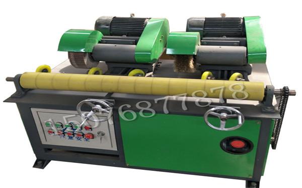 环保型圆管抛光机