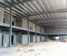 钢结构轻质隔墙板工程