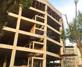 银河大酒店轻质隔墙板工程