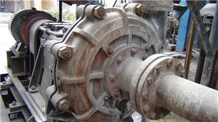 Application of ZGB slurry pump