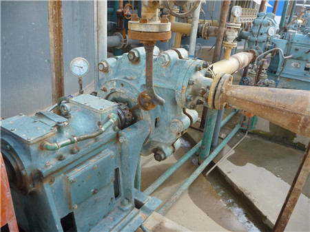 Application of horizontal slurry pump in mining industry