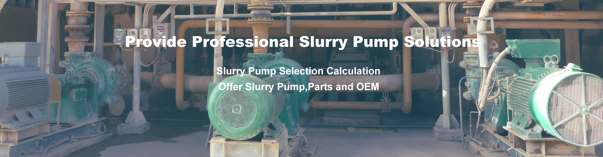 slurry pump selection calculation