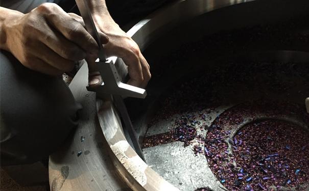 Machining Inspection of slurry pump