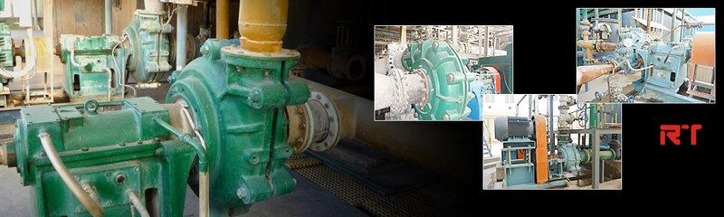 渣浆泵应用