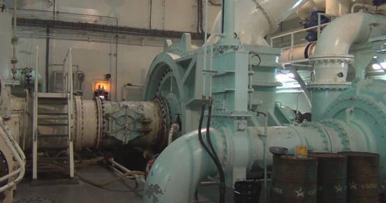 800WN dredging pump