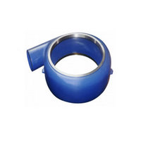 High Chrome Slurry Pump Liner volute liner