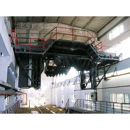 橋式螺旋卸車機