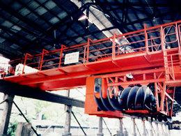 雙跨螺旋卸車機