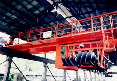 世界上最大的卸车机,你见过吗?