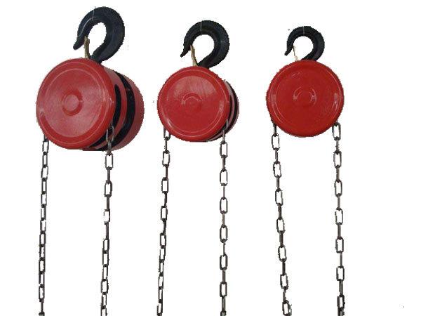 環鏈手拉葫蘆
